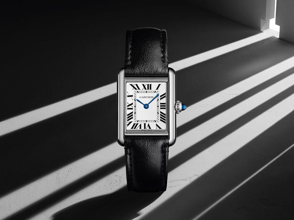 Cartier: TANK MUST
