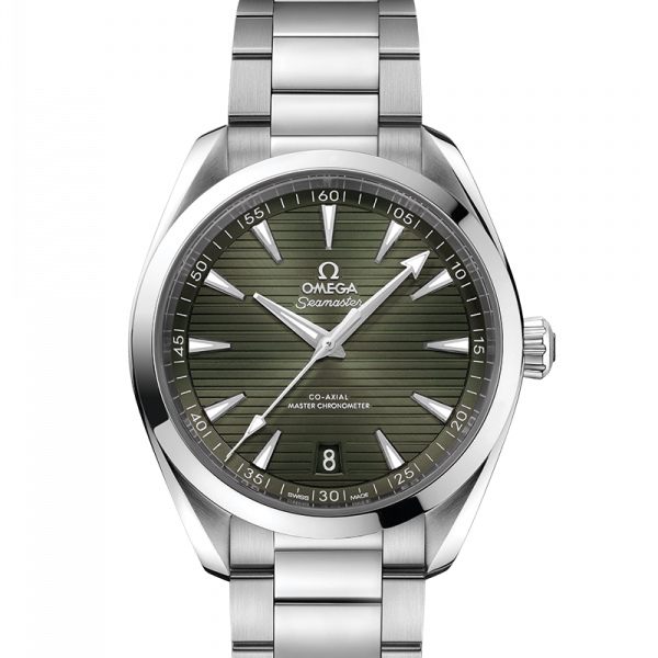Aqua Terra Co-Axial Master Chrono 41 mm